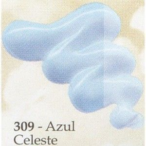 Tinta Óleo Oil Colors Azul Celeste 20ml