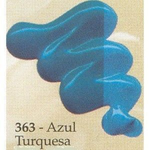 Tinta Óleo Oil Colors Azul Turquesa 20ml