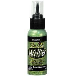 Craft Twinkles Writer Lime Green