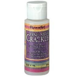 Decoart One Step Crackle