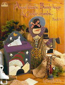 Revista de Pintura Country Angel Kisses, Bunny Hugs & Cookie Crumbs 4