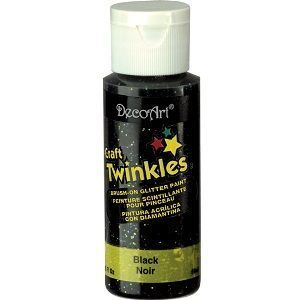 Craft Twinkles Black