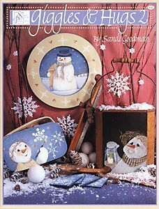 Revista de Pintura Country Giggles & Hugs 2