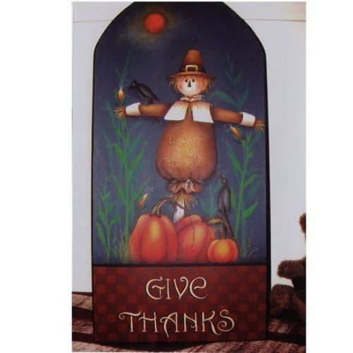 Projeto Give Thanks by Maxine Thomas