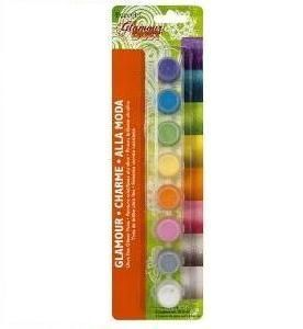 Decoart Paint Pots Glamour Dust