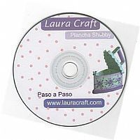 CD Laura Craft Plancha Shabby