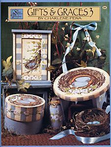 Revista de Pintura Country Gifts & Graces 3